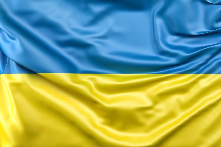 Флаг украины в картинке