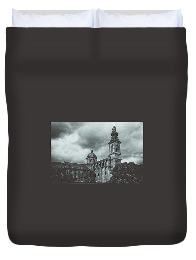 Travel Duvet Cover featuring the photograph Pictures Of Ghent. Part 3 by Elena Ivanova IvEA  #ElenaIvanovaIvEAFineArtDesign #ForHome #DuvetCovers #Gift