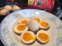 糟卤流心醉蛋 ||  士鸡蛋10只 糟卤三年陈酿1支 超冰冻的水