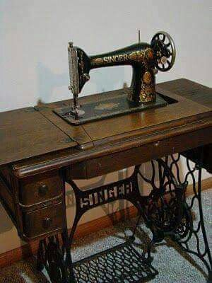 A treadle sewing machine, like Grandmother's, is good exercise for the sides of one's lower legs, if you don't mind the soreness.