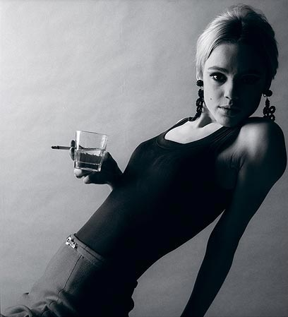 Edie Sedgwick, good girl, bad girl Edie I love you. SMcP Style Consulting