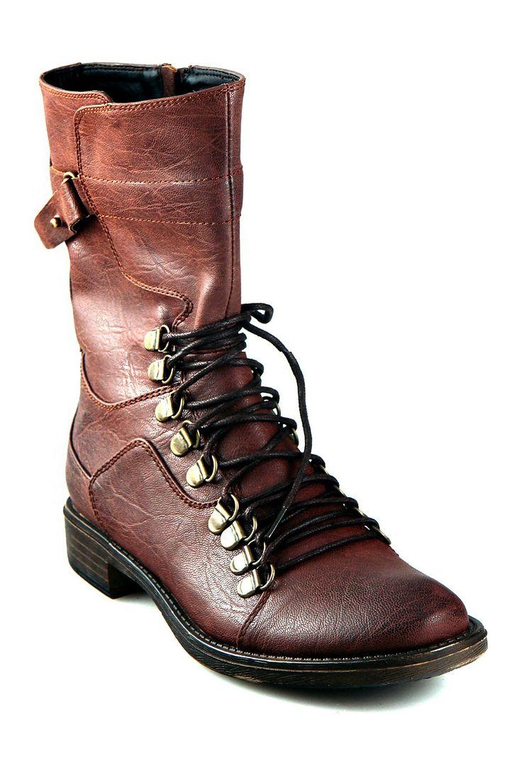 Punk Rock Boot