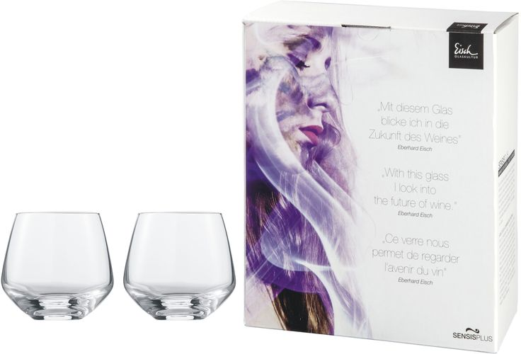 #Whisky Eisch SensisPlus SKY glasses accentuate the positive attributes and bring forward all the complexity, aroma and fruity undertones that the wine, juice, whisky and many other drinks have to offer. These fine, lead-free crystal glasses are made in Germany using advanced technologies – all to provide a remarkable drinking experience…it's like magic in a glass. Whisky glasses available in a 2 pack gift box.