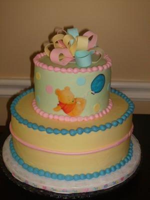 No Such URL. Winnie The Pooh CakeBaby CakesBaby Shower ...