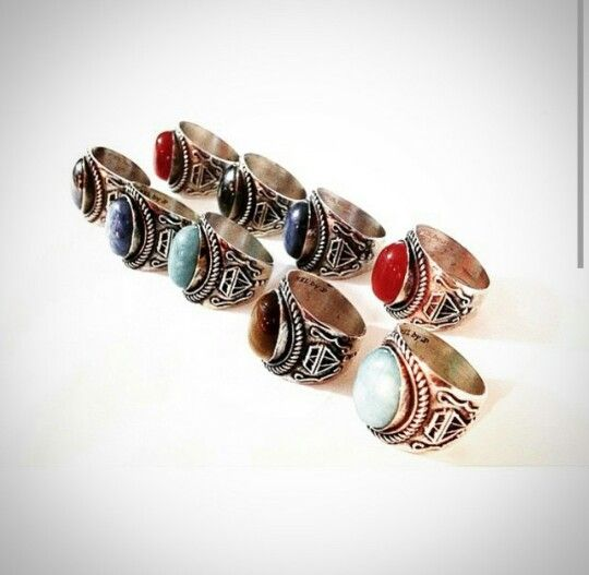 #Indian #Rings are cool. Every cool person must have one. #MELFactory