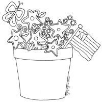 55 best Coloring Pages - Patriotic images on Pinterest | Coloring ...