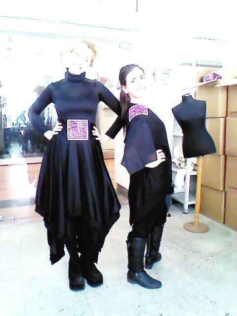 Qr Code-Social Clothing