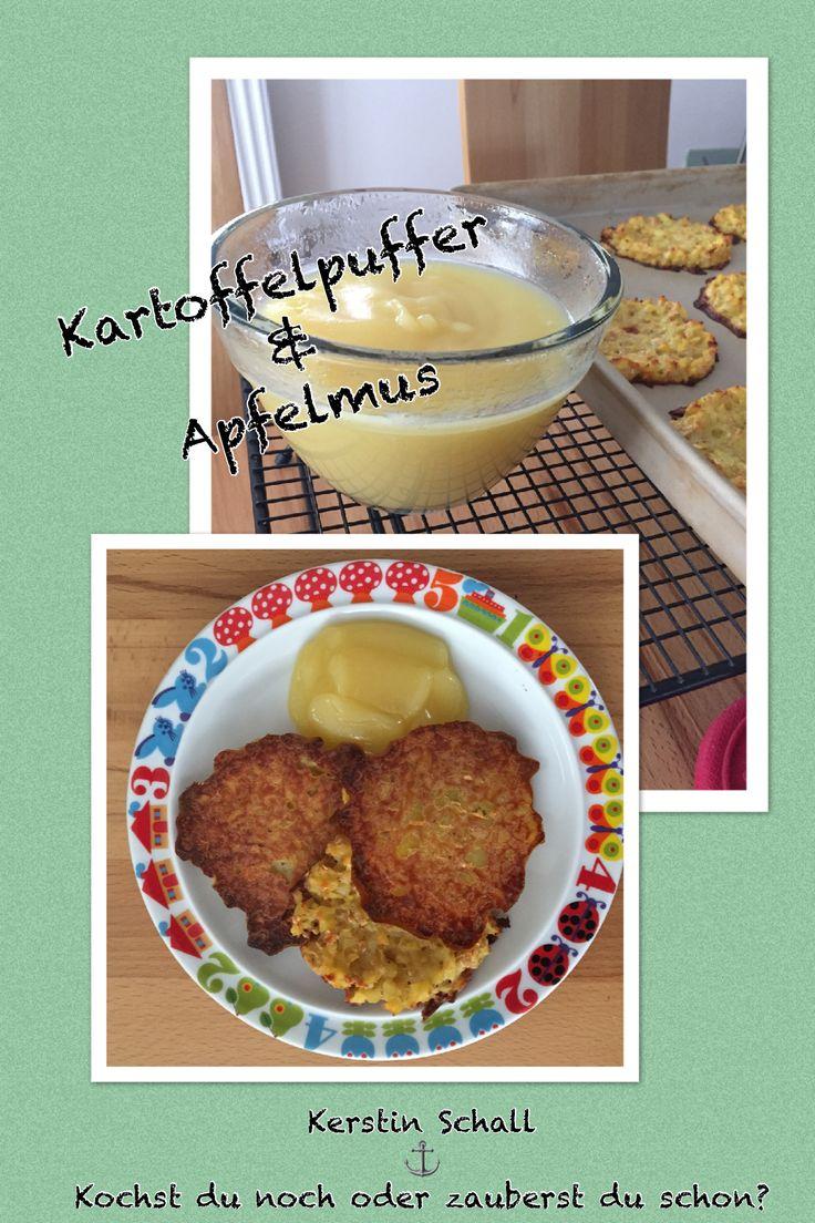 Fettarm und kross - Kartoffelpuffer vom großen Ofenzauberer www.schall.shop-pamperedchef.de #ofenzauberer #fettarm #kross #ruckzuck #kartoffelpuffermitapfelmus #backofen