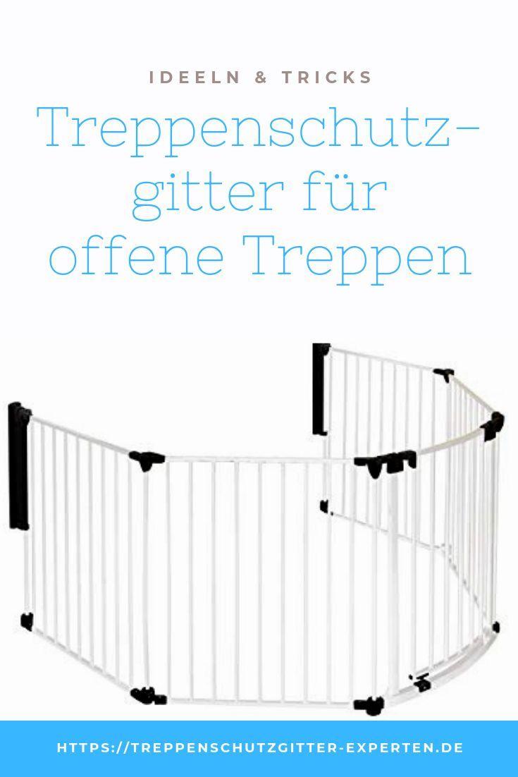treppenschutz offene treppe