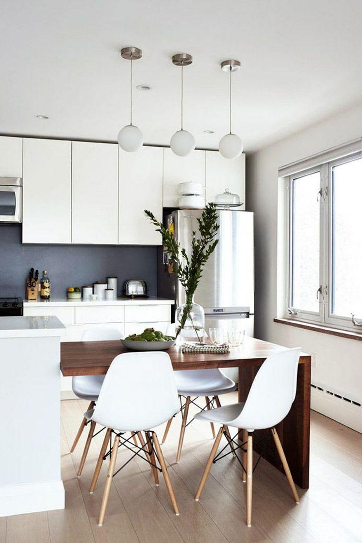 65 Amazing Small Modern Kitchen Design Ideas