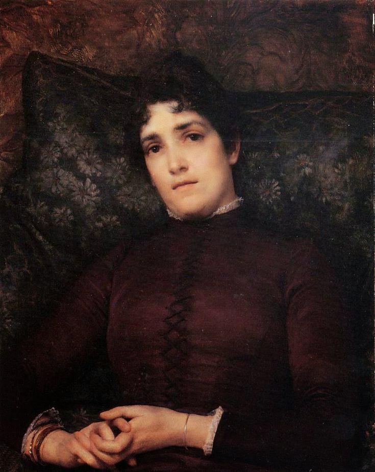 Η κυρία Frank D Millet (1886)