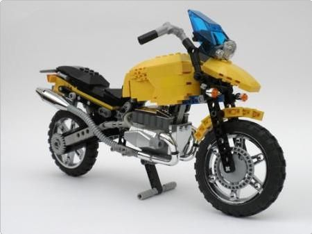 lego bmw motorrad f 650 gs juguetes pinterest. Black Bedroom Furniture Sets. Home Design Ideas