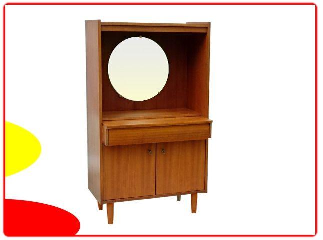 Coiffeuse Secretaire Vintage 1960 Teck V Meubles Deco Vintage Design Scandinave Meuble Vintage Design Deco Vintage