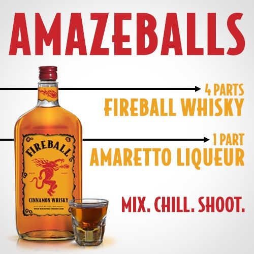 This sounds delish. I've also mixed it equal parts with Rum Chata!
