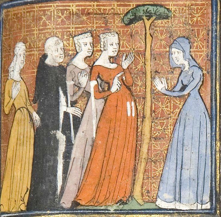 Le Roman de la Rose ca.1365 France