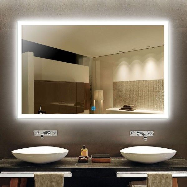Led Mirror Lighted Mirror Mirrors With Light Vanity Mirror Makeup Mirror Lighted Vanity Mirror Led Led Mirror Bathroom Bathroom Mirror Bathroom Mirror Lights