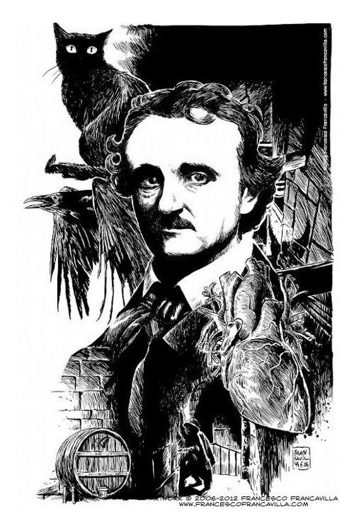 the unique aesthetics of allan poe Aestheticism in the works of oscar wilde and edgar allan poe after presenting aestheticism in the wider european literary context, the aim of this chapter is to illustrate how the principles of aestheticism we discussed reflect in the aesthetic theories of oscar wilde and edgar allan poe.