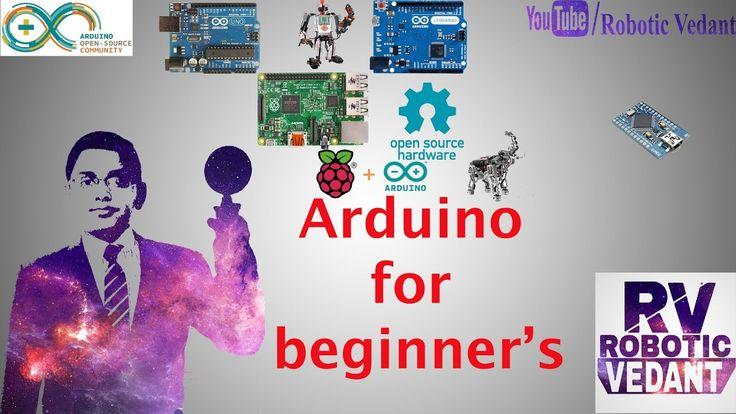 Arduino for beginner's #1 Latest Tech