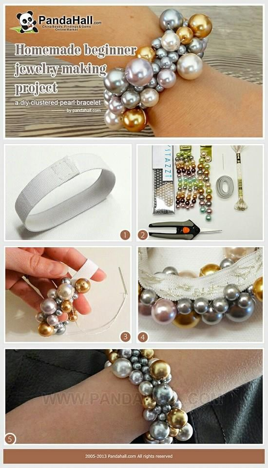 Think I would use smaller beads