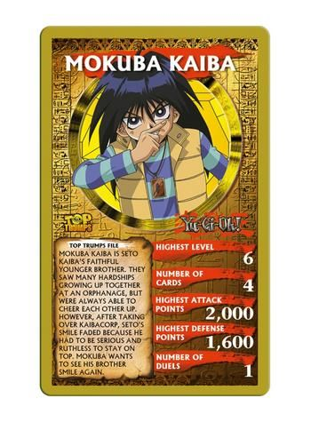 Top Trumps - Yu-Gi-Oh! Card Game Preview 3