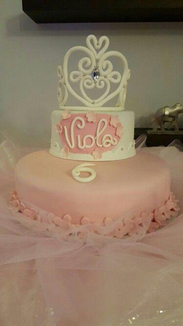 Viola cake!!!♥♥♥♥
