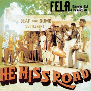 Spoonful Of Tar: Fela Kuti's entire discography on bandcamp
