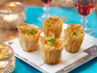 Filodeegkuipjes met kaas en chorizo (Libelle Lekker!)