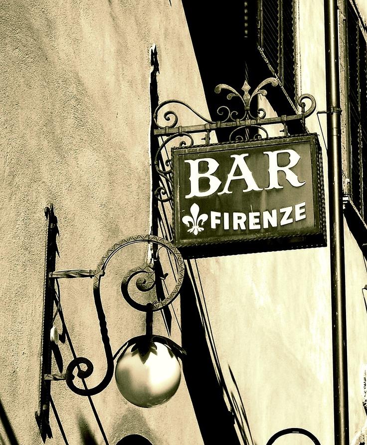 Bar Firenze {original photo}