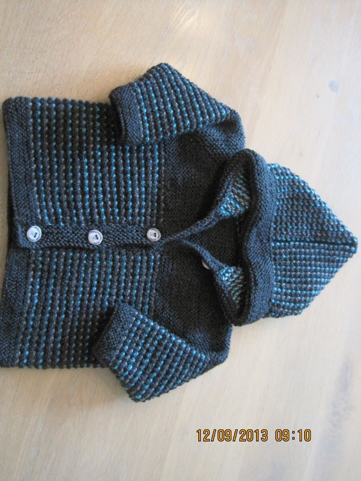 Babytrøje str. 3 mnd