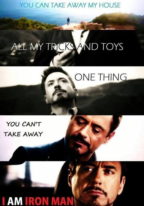 Iron man 3... is fluff and just the thing for the action gaming teen family on a rainy afternoon. It delievers what it says on the box and his coping with the New York attack is excellent. 8 out of 10
