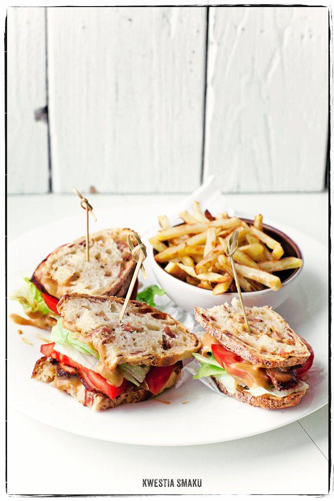 Pretty Updates: Tasty Tuesday: Club Sandwich