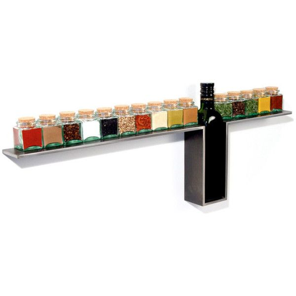 Modern Kitchen Jars best 20+ modern spice racks ideas on pinterest | modern kitchen