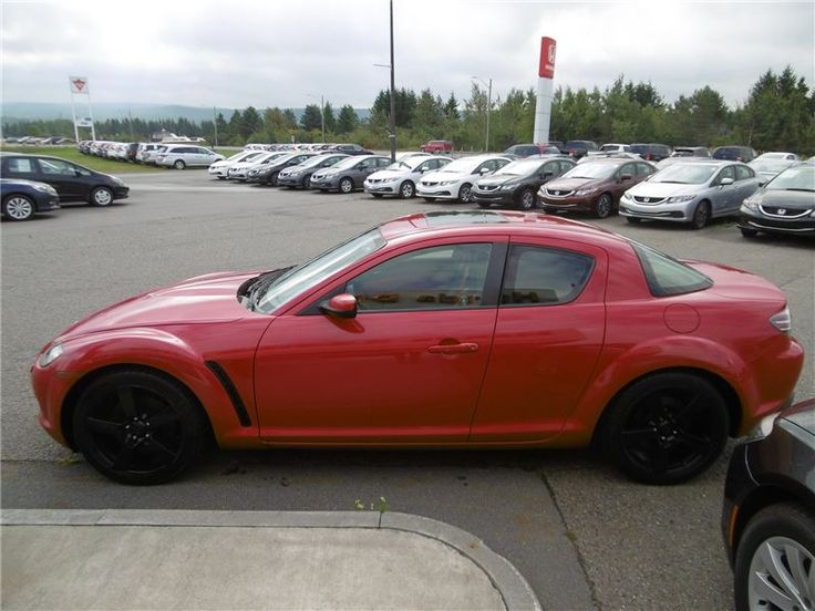 """Car - 2006 Mazda RX-8 GT (M6) in Montmagny, QC $9,777"" www.rvinyl.com/Mazda-Accessories.html Get #Mazda #RX9 Accessories now"