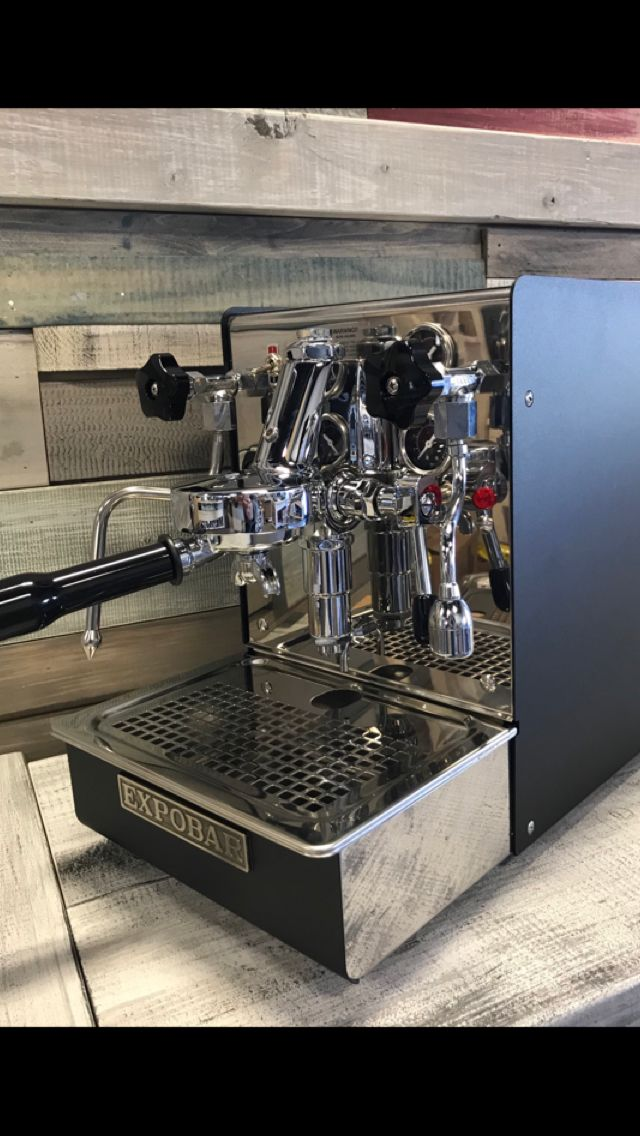 Expobar Brewtus Iv Modification Coffee Dessert Coffee