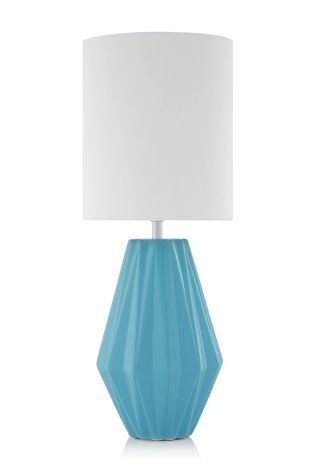 Buy Geo Ceramic Table Lamp from the Next UK online shop