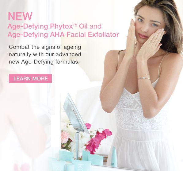 Natasha Sahashi's Style Blog What Makes You Happy ?!  : KORA Organics NEW Age-Defying Products (Internatio...