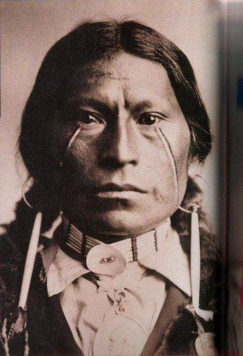 James Garfield Velarde, Jicarilla Apache, 1900