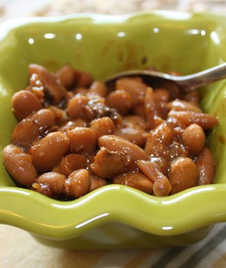 Slow Cooker Boston Baked Beans: Beans Recipe, Shape Magazine, Bacon Dishes, Healthy Eating, Boston Baking, Baking Beans, Slow Cooker, Cooker Boston, Baked Beans