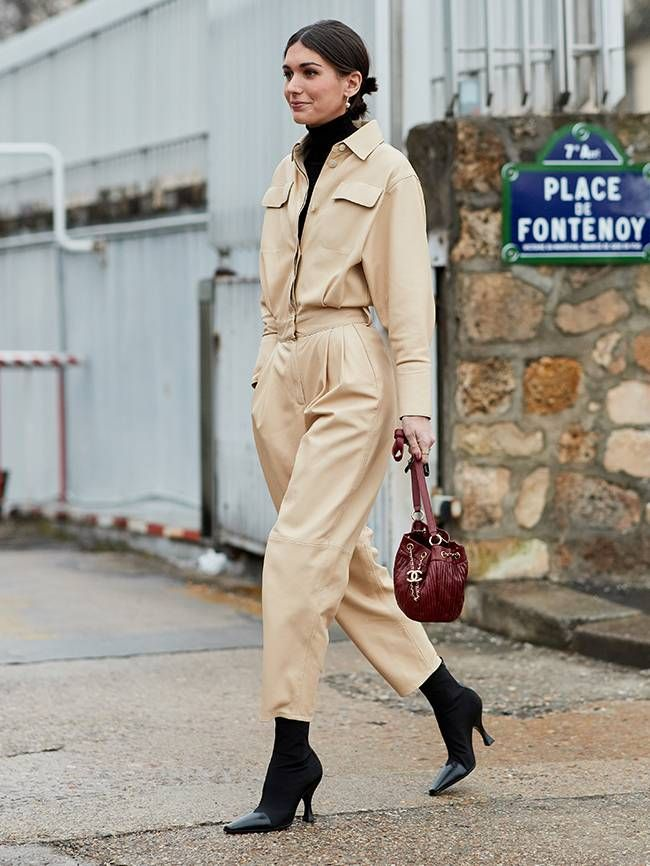 50 Jaw Droppingly Good Outfits From Paris | Street style