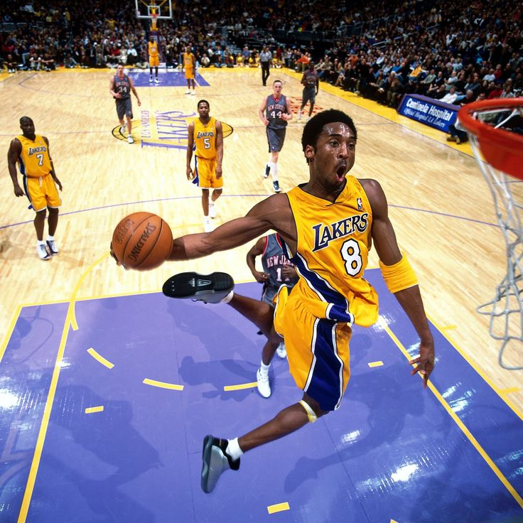 Kobe Bryant's Top 10 Plays of 2001-2002 NBA Season