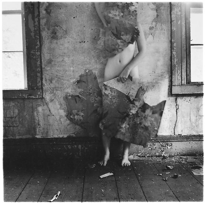 Francesca Woodman - photographe américaine (1958 - 1981)