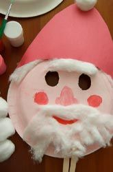 1000 images about classroom arts crafts on pinterest for Santa crafts for kindergarten