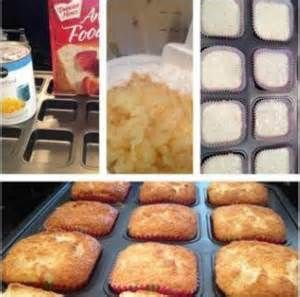 Weight Watchers Angel Cake (1 Point!) from ... | Pampered Chef Recipe ...
