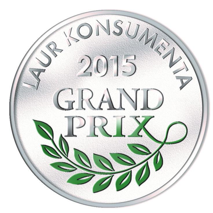 W tym roku, po raz 3, otrzymaliśmy prestiżowy tytuł Laur Konsumenta Grand Prix! Przyznano nam ją w plebiscycie na najpopularniejszy produkt lub markę w kategorii akcesoriów meblowych. Dziękujemy za zaufanie!