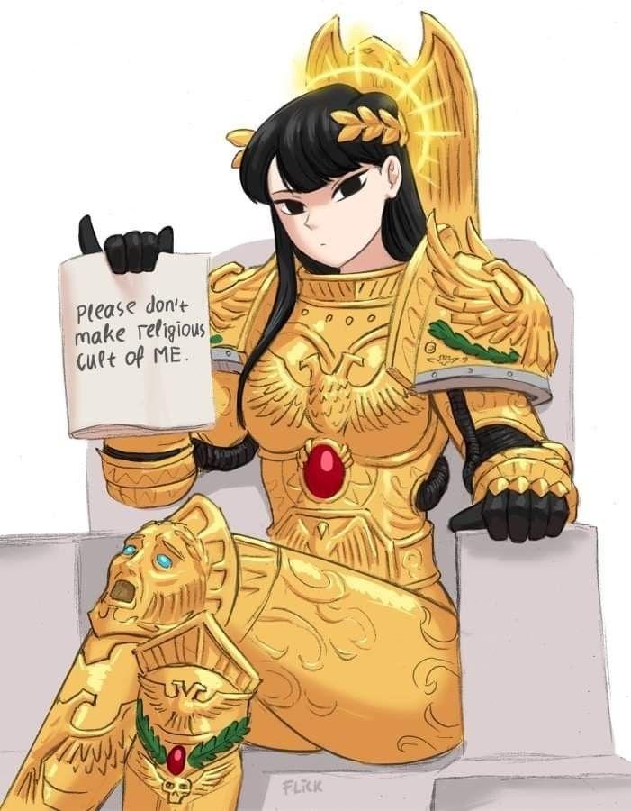 Pin By Brandon Gunawan On Anime Mecha Anime Warhammer 40k Memes