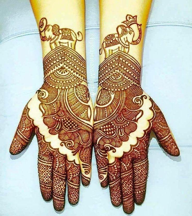 1000+ Ideas About Mehndi Desgin On Pinterest