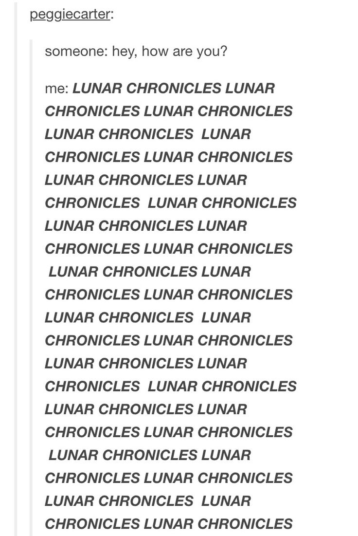 Image result for when someone joins the lunar fandom