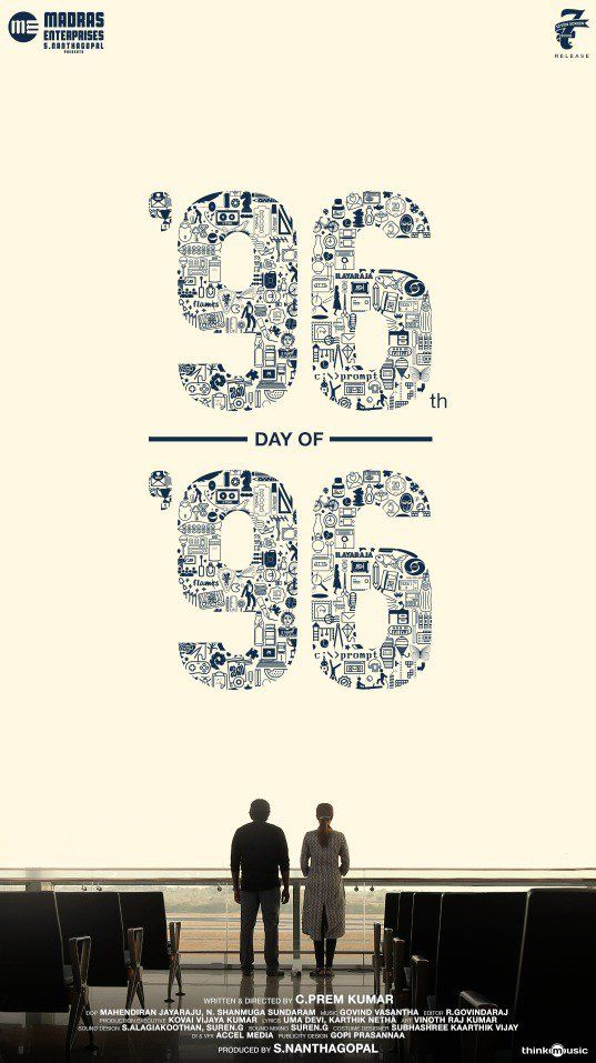 96th Day Of 96 New Poster Full Movies Download Download Movies Full Movies