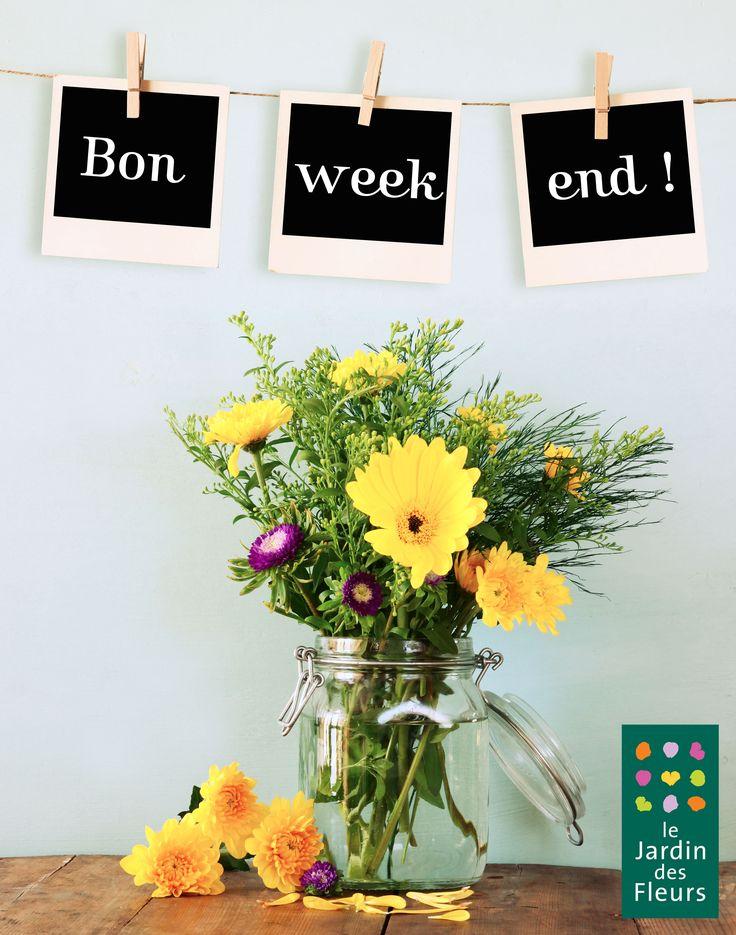 Bon week end weekend pinterest jours de la semaine bon vendredi et s - Bonne temperature maison ...