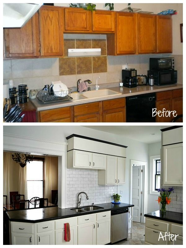 1000 images about kitchen redo ideas on pinterest diy countertops how to paint and countertops - Diy redo kitchen countertops ...